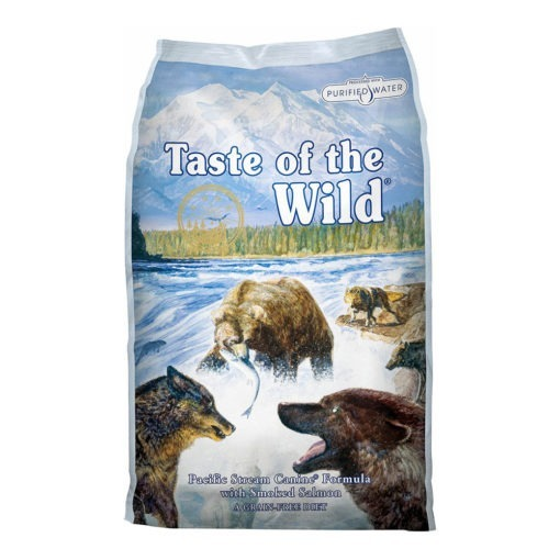hrana caini Taste of the wild pacific stream adult cu somon