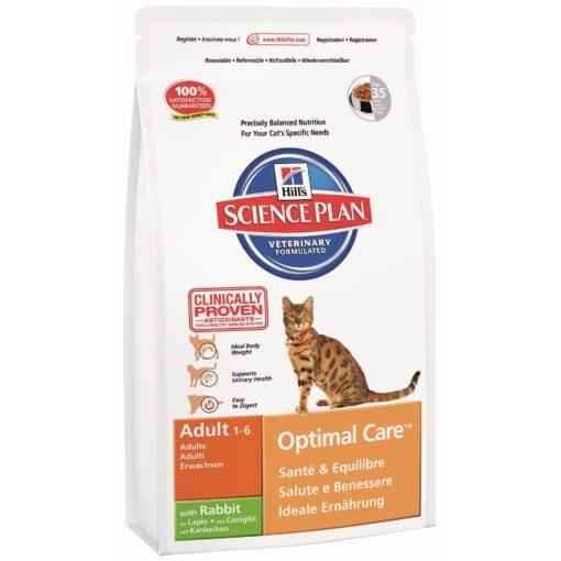 Hrana uscata pisici
