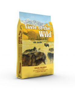 Hrana uscata caini Taste of the wild High Prairie