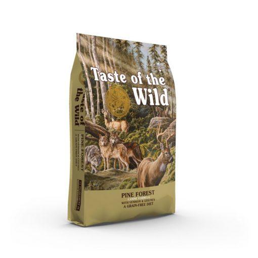 Hrana uscata caini Taste of the wild Pine Forest