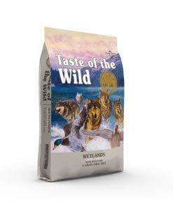 Hrana uscata caini Taste of the wild Wetlands