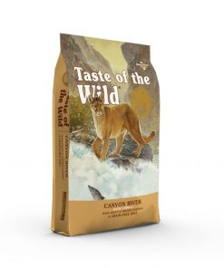 Hrana uscata pisici Taste of the wild Canyon River