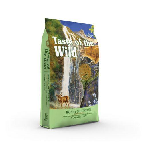 Hrana uscata pisici Taste of the Wild Rocky Mountain