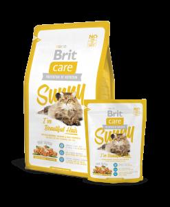 Brit-Care-Cat-Sunny-Beautiful-Hair-Hrana-Pisici-catelulgras