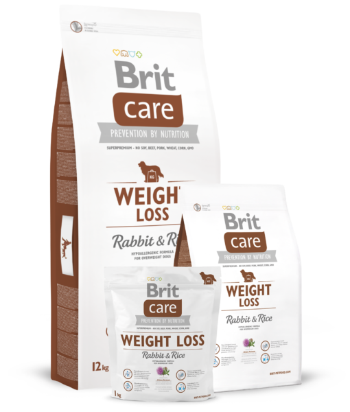 Brit-Care-Weight-Loss-Iepure-si-Orez-Hrana-Caini-catelulgras