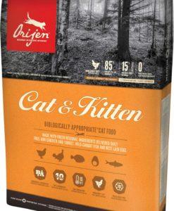 hrana pisici orijen cat & kitten