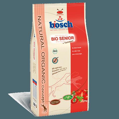 Hrana-caini-bosch-bio-senior-rosii