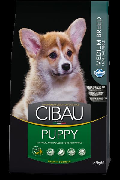 hrana-caini-cibau-puppy-medium