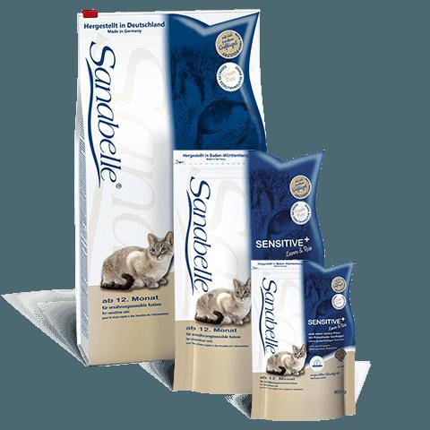 hrana-pisici-bosh-sanabelle-sensitive-miel