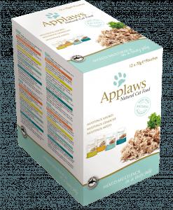 hrana umeda pisici applaws plicuri multipack mixed