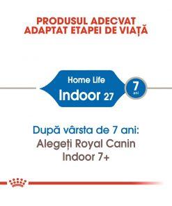 hrana uscata pisici indoor 27 royal canin