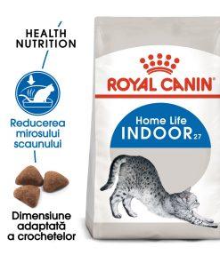 hrana uscata pisici indoor 27 home life royal canin