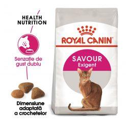 hrana uscata pisici royal canin savour exigent