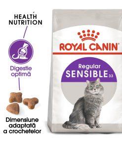 hrana uscata pisici Royal Canin Sensible 33