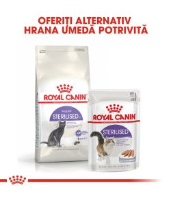 hrana uscata pisici royal canin sterilised 37
