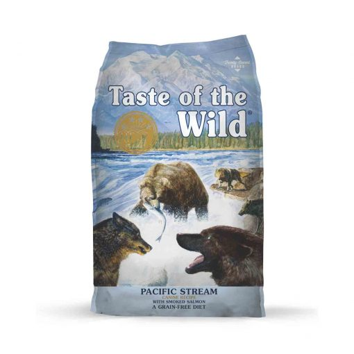 Hrana uscata caini Taste Of The Wild Pacific Stream