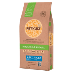 Petkult Sensitive Maxi Adult fata