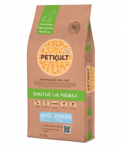Petkult Sensitive Maxi Junior Miel si Orez