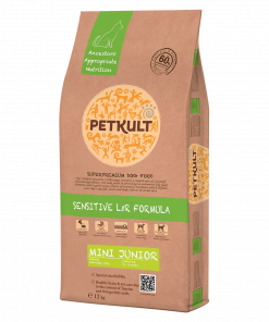 Petkult Sensitive Mini Junior fata