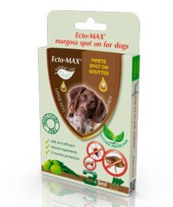 Pipeta Spot On Antiparazitar Bio Dog L 3x3ml