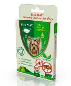 Pipeta Spot On Antiparazitar Bio Dog S