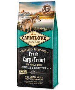 hrana caini Cranilove Fresh crap si pastrav pentru caini adulti de toate taliile