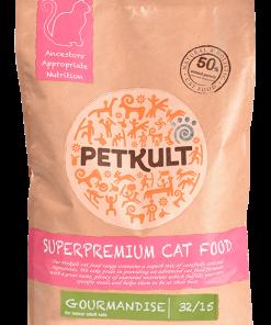 hrana pisici Petkult Cat Gourmandise cu Miel