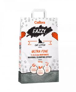 Asternut pisici Calibra Eazzy Cat Litter Ultra Fine
