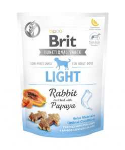 Recompense caini Brit Care Dog Snack Light Rabbit