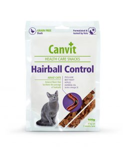 Recompense pisici Canvit Health Care Snack Hairball