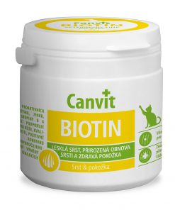 Vitamine pisici Canvit Biotin for Cats