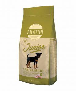 Hrana uscata caini Araton Dog Junior