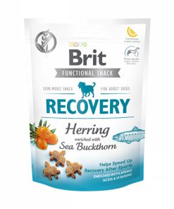 Recompense Caini Brit Care Dog Snack Recovery Herring