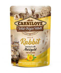 hrana umeda pisici cu iepure pentru pisici juniori