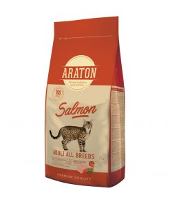 hrana uscata pisici araton somon