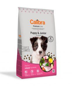 Calibra Premium Line Puppy and Junior Hrana Caini