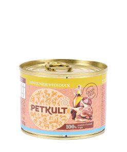Petkult Dog Mini Junior Rata