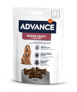 advance senior snack pentru caini seniori