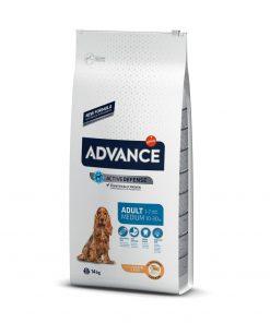 hrana uscata caini advance medium adult 14 kg