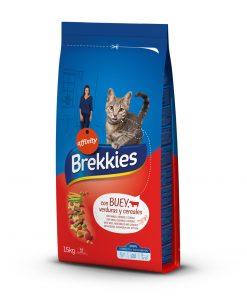 hrana uscata pisici Brekkies Cat cu Vita