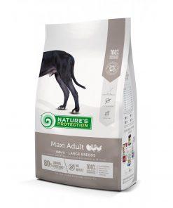 hrana caini Natures Protection Dog Maxi Adult pentru caini de talie mare